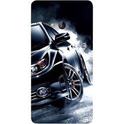 Casotec Speed Design Hard Back Case Cover for Microsoft Lumia 540