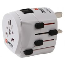 Skross World Adapter Pro,  white