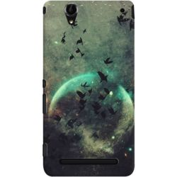 DailyObjects Byrd Wyrld Case For Sony Xperia T2 Ultra