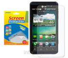 Amzer Anti-Glare Screen Protector with Cleaning Cloth For LG Optimus 3D P920