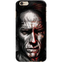 DailyObjects Clint Eastwood Grey Case For iPhone 6 Plus