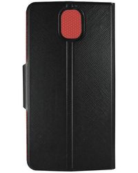 Molife Diary Cover for Samsung Note 3 with free screen guard (M-MLP9464BK),  black