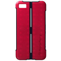 BlackBerry Transform Hard Shell Case for BlackBerry Z10,  red