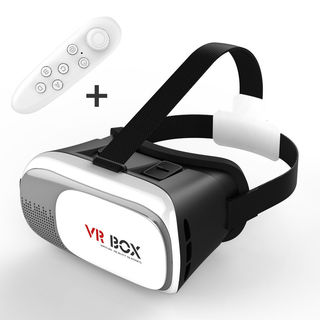 Smart Indie Virtual Reality 3D Glass With VR Remote Controller