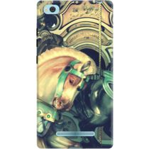 DailyObjects Carousel Horse Case For Xiaomi Mi 4i