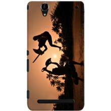 DailyObjects Dangerous Dance Case For Sony Xperia T2 Ultra