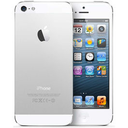 Apple iPhone 5 - 64GB,  white
