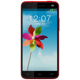ZTE Grand S,  red