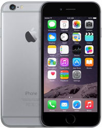Apple iPhone 6,  space-grey, 32 gb