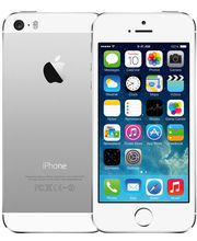 Apple iPhone 5S (Silver) (16 GB)