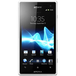 Sony Xperia Acro S Mobile Phone,  white