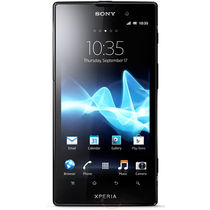 Sony Xperia Ion HSPA,  red