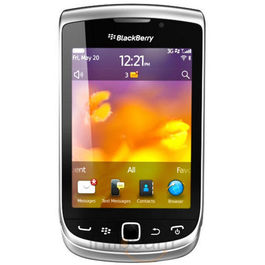 BlackBerry Torch 9810,  white