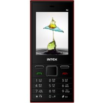 Intex Platinum A6, black-red