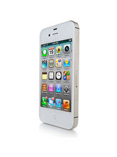 Apple iPhone 4 16 GB (White)