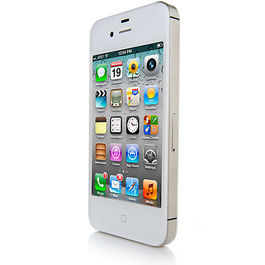 Apple iPhone 4 16 GB (Officially Unlocked),  white
