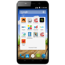 Micromax Canvas Play Q355,  black