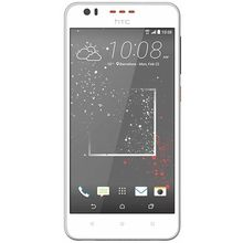 HTC Desire 825, spinkal white