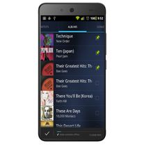 Micromax Canvas Juice 3 Q392,  black