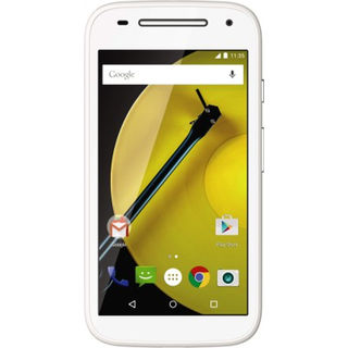Moto E  2nd Gen  Unboxed  8  GB , white available at Infibeam for Rs.6999