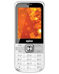 Spice BOSS Connect 4 M-5403,  white