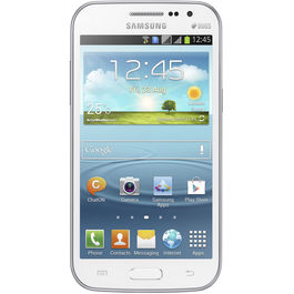 Samsung Galaxy Win,  white