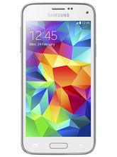 Samsung Galaxy S5 Mini, white