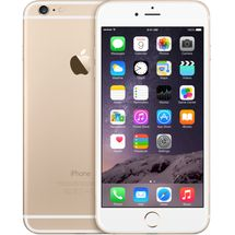 Apple iPhone 6 Plus,  gold, 128 gb