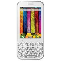 Intex Aqua Qwerty,  white