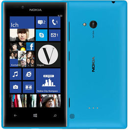 Nokia Lumia 720,  blue