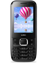Lava KKT 20 Plus, black