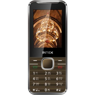 Intex Pride Plus,  brown