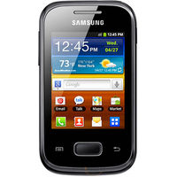 Samsung Galaxy Pocket (GT S 5300), samsung-black