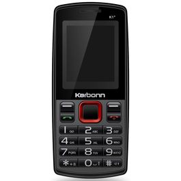 Karbonn K1 Star,  black red