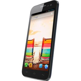 Micromax Canvas 2.2 A114,  black