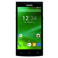 Philips S398,  black