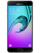 Samsung Galaxy A5 2016 (Black)