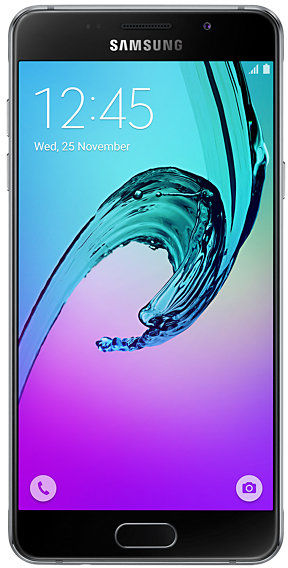 Samsung Galaxy A7 2016 (Black) By Infibeam @ Rs.22,671