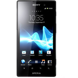 Sony Xperia Ion LTE,  black