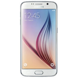 Samsung Galaxy S6,  white, 32gb