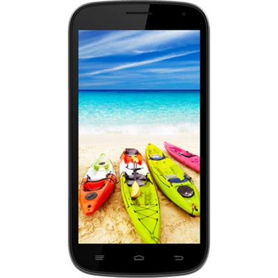 Intex Aqua i5 Octa,  black