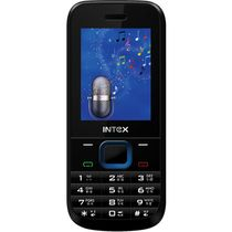 Intex alpha,  black