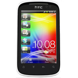 HTC A310E Explorer,  white