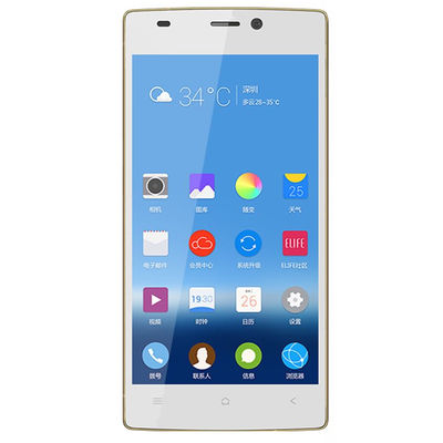Gionee S5.1,  blue