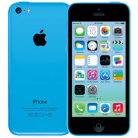 Apple iPhone 5C with Vodafone (10kplan) Combo,  blue, 8 gb