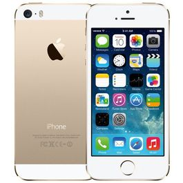 Apple iPhone 5S, 64 gb,  gold