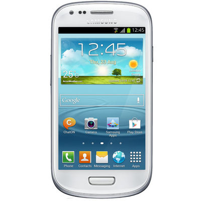 Samsung Galaxy S3 Mini,  white