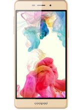 Coolpad Mega 2.5D, royal gold