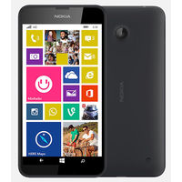Nokia Lumia 638,  black