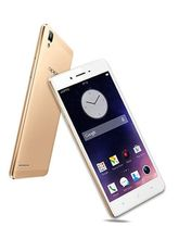 Oppo F1 Unboxed, gold